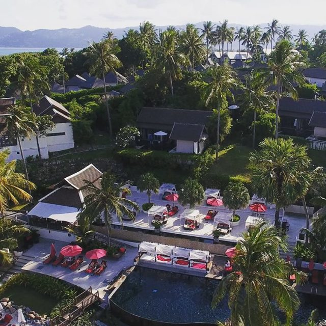 Congratulations to anantarahotels lawana kohsamui for their gg2050 gold certificationhellip