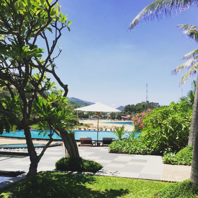 Beautiful Quy Nhon vietnam avanihotels avaniquynhon swimming pool resort gg2050hellip