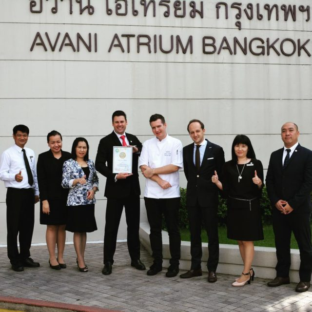Gold Certified! Outstanding result from the great team at avanihotelshellip