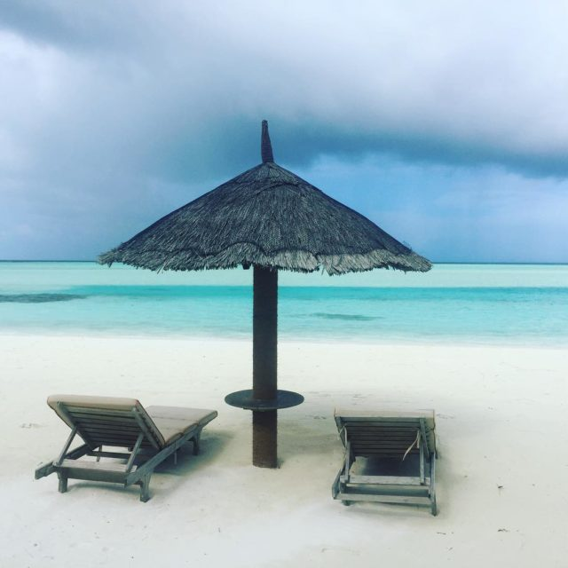 Private beach anantarahotels anantaradhigu maldives resort sustainable travel gg2050 travelbeyondhellip